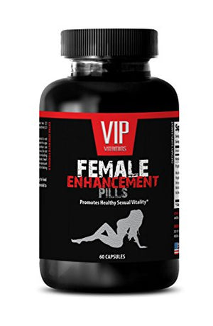 SHIP BY USPS Horny Goat Weed Extract - FEMALE ENHANCEMENT PILLS - Sexual enhancer for women (1 Bottle 60 Capsules)