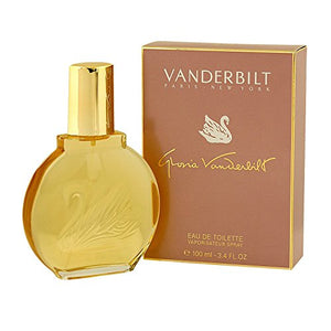 SHIP BY USPS Gloria Vanderbilt Eau de Toilette Spray, 3.4 Fluid Ounce