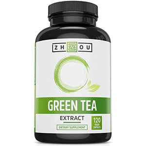 SHIP BY USPS #1 Best Seller Green Tea Extract Supplement with EGCG for Weight Loss - Boost Metabolism & Promote a Healthy Heart - Natural...