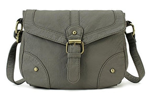 SHIP BY USPS: Scarleton Mini Soft Washed Casual Crossbody Bag H1874