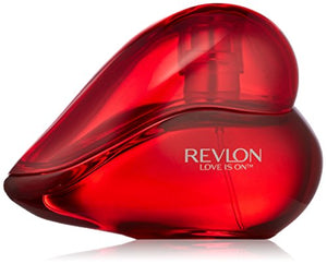 SHIP BY USPS Revlon Love is On Eau De Toilette
