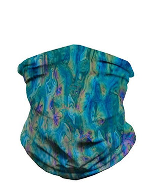 iHeartRaves Seamless Face Mask Bandanas for Dust, Music Festivals, Raves, Riding, Outdoors - Choose from many designs