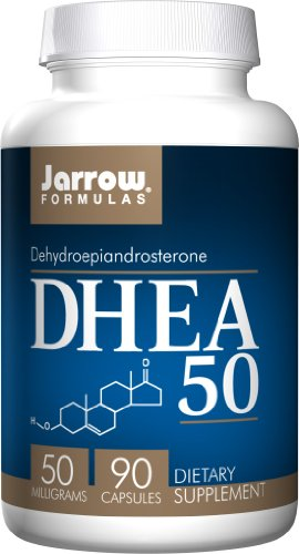 SHIP BY USPS: Jarrow Formulas DHEA 50 -- 90 Capsules