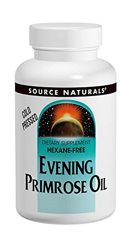 SHIP BY USPS: Source Naturals Evening Primrose Oil 1350mg, 120 Softgels