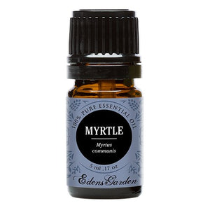 SHIP BY USPS Myrtle 100% Pure Therapeutic Grade Essential Oil by Edens Garden- 5 ml