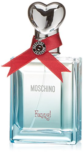 SHIP BY USPS Moschino Funny! By Moschino For Women. Eau De Toilette Spray 1.7-Ounce