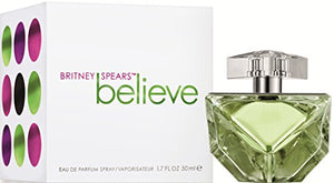 SHIP BY USPS Britney Spears Believe Eau De Parfum Spray, 1.7-Ounce