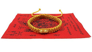SHIP BY USPS: Antique thai buddha amulet powerful life protection rich and success with holy cloth