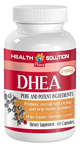 1 Bott DHEA 25mg. Helps Build Up Immune System & Muscle Strength