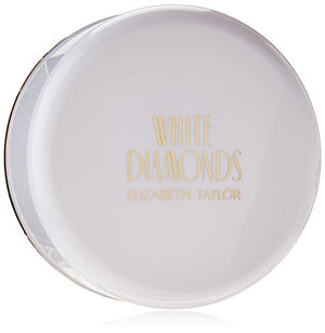 SHIP BY USPS White Diamonds by Elizabeth Taylor for Women, Body Powder, 2.6-Ounce