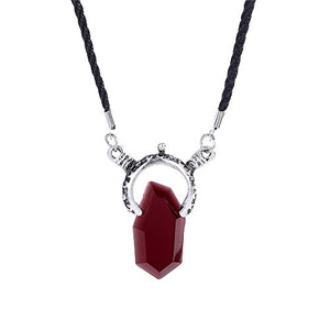SHIP BY USPS: Lureme Devil May Cry Dante's Pendant Necklace Perfect Amulet Gift (nl005564)