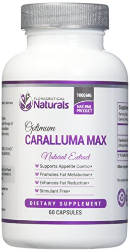 [2 Bottles] Caralluma 1000 - Choice 1000 Caralluma Fimbriata: All Natural Appetite Suppressant. Weight Loss Formula...