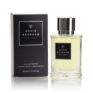 David Beckham Instinct EDT Spray For Men, 2.5 Ounce