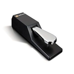 M-Audio SP-2 | Universal Sustain Pedal with Piano Style Action for Electronic Keyboards