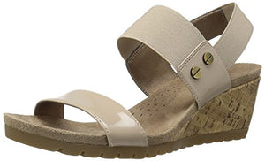 LifeStride Women's Notify Wedge Sandal