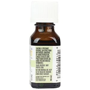 Aura Cacia Essential Oil, Freshening Lime, 0.5 fluid ounce