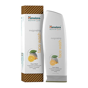 SHIP BY USPS: Himalaya Neem & Turmeric Natural Face Wash & Cleanser for Oily and Acne Prone Skin, 5.07 Oz/150 ml