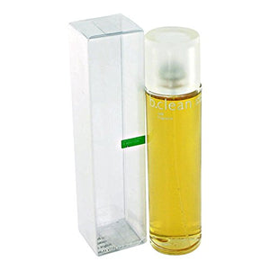 SHIP BY USPS Be Clean Soft By Benetton For Women. Eau De Toilette Spray 3.3 Ounces