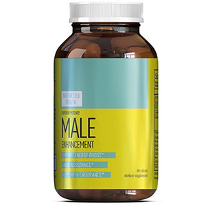 SHIP BY USPS Male Enhancement Supplement – Herbal Maca Powder Root + Tongkat Ali for Men to Increase Stamina + Sex...