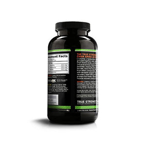 SHIP BY USPS Optimum Nutrition BCAA Capsules, 1000mg, 400 Capsules