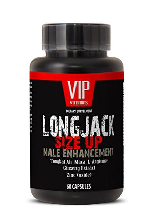 Sexual enhancement pills for men - LONGJACK SIZE UP (MALE ENHANCEMENT FORMULA) - Longjack - 1 Bottle...