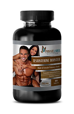 Bodybuilding vitamins men - TESTOSTERONE BOOSTER 742 - Testosterone booster for men sexual enhancement -...