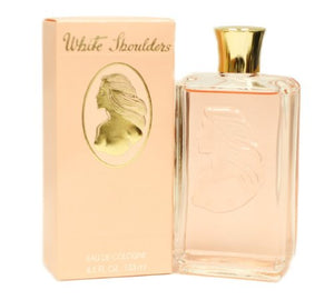 SHIP BY USPS Evyan White Shoulders By Evyan For Women. Eau De Cologne Pour 4.5-Ounces
