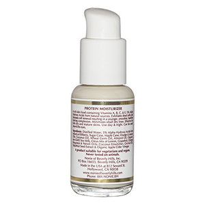 SHIP BY USPS BEST SELLER Protein Moisturizer With Alpha Hydroxy Acids Natural Forming From Fruits For Dry & Mature...