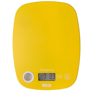 Multifunction Digital Kitchen Food Scale (Yellow)