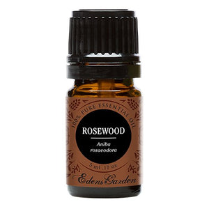 SHIP BY USPS Rosewood 100% Pure Therapeutic Grade Essential Oil by Edens Garden- 5 ml