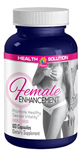 SHIP BY USPS L dopa mucuna - FEMALE ENHANCEMENT - increase and quicken female sexual arousal (1 bottle) - 60 capsules