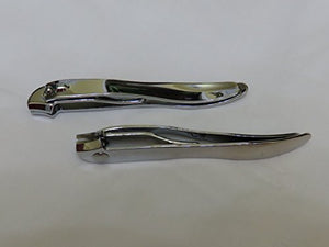 SHIP BY USPS SideWay Beauty Nail Clipper Manicure Pedicure Cutting Tool ..... Best Seller!