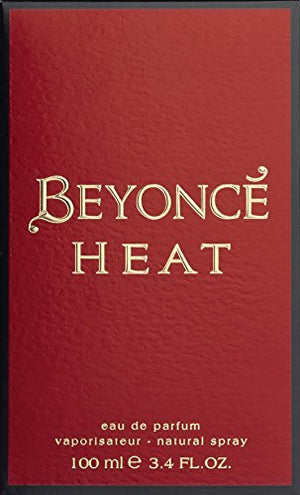 SHIP BY USPS Beyonce Heat By Beyonce For Women Eau De Parfum Spray, 3.4-Ounce / 100 Ml