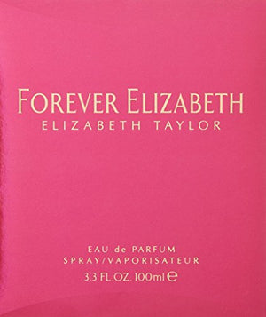 SHIP BY USPS forever Elizabeth by Elizabeth Taylor for Women, Eau De Parfum Spray, 3.3-Ounce