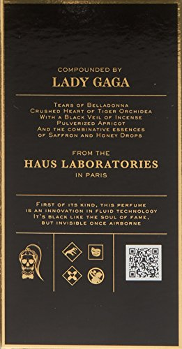 SHIP BY USPS Lady Gaga Fame Eau De Parfum Spray for Women, 1.7 Ounce