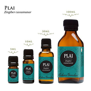 SHIP BY USPS Plai 100% Pure Therapeutic Grade Essential Oil by Edens Garden- 10 ml