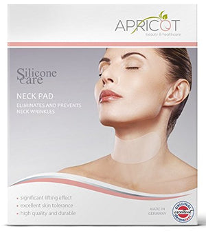 SHIP BY USPS NEW in USA! BESTSELLER in Germany! Silicone care Neck Pad to eliminate and prevent neck wrinkles!