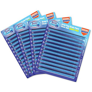 Sani Sticks, As Seen on TV Drain Cleaner and Deodorizer, Unscented - 48 Pack