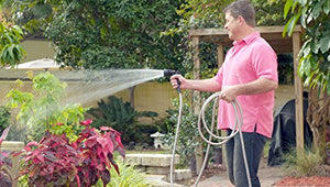 Forever Steel Hose 50' 304 Stainless Steel Garden Hose - As Seen On TV - Lightweight, Kink-Free, and Stronger Than Ever, Durable and Easy to Use