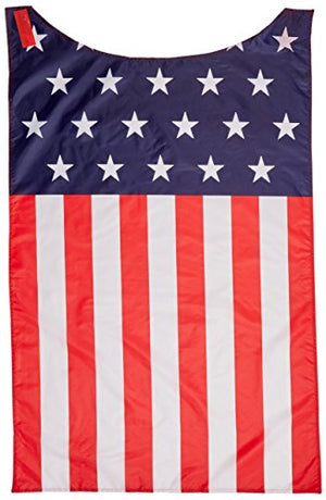 Americapes® Patriotic American Flag Cape
