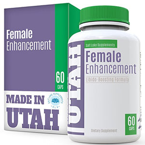 SHIP BY USPS Female Enhancement Natural Libido Boosting Formula - With Vitamins, Minerals And Herbs Including...