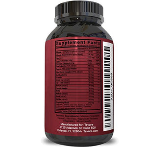 Prostate Formula for Prostate Health Supplement Urinary Flow Reduce Hair Loss - Saw Palmetto Powder Vitamin B6...