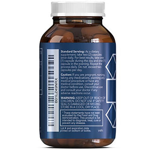 SHIP BY USPS: Best Probiotic Supplement for Adults - 40 Billion CFUs per Serving - 60 Capsules