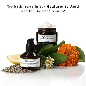 SHIP BY USPS Complex Hyaluronic Acid Serum - NATURAL & ORGANIC INGREDIENTS! Anti Aging Skincare. Hydrating,...