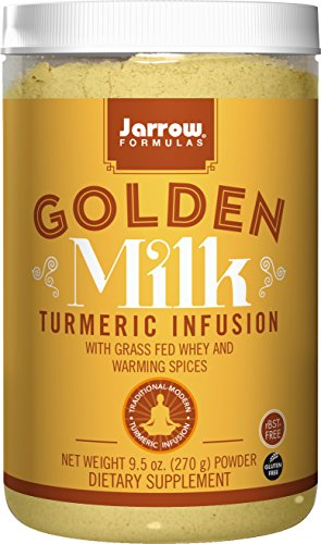 SHIP BY USPS: Jarrow Formulas Golden Tea, Tumeric Infusion With Warming Spices, 9.5 Ounce