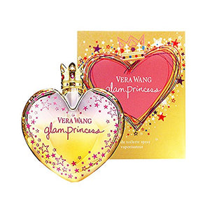 SHIP BY USPS Vera Wang Glam Princess by Vera Wang for Women - 3.4 Ounce EDT Spray