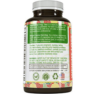 SHIP BY USPS: Natural Weight Loss Blend - Garcinia Cambogia + Raspberry Ketones + Green Coffee Bean - Boost...
