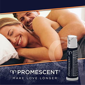 Promescent Prolonging Delay Spray for Men (Trial Size) Unique Topical Lidocaine Formula for Better and Maximized...