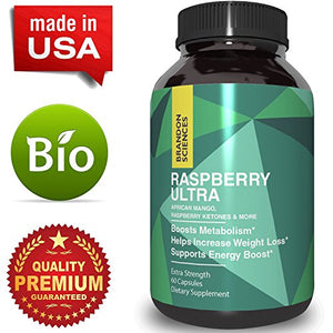 SHIP BY USPS: Raspberry Ketones + African Mango Weight Loss Pills for Women & Men Fat Burning Dietary...