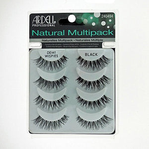 SHIP BY USPS Ardell Multipack Demi Wispies Fake Eyelashes